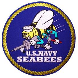 Click on Logo to go to Seabee Musuem